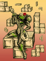Tetris Cameo by Eyes5