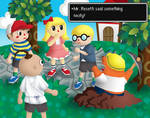 Animal Crossing: Earthbound