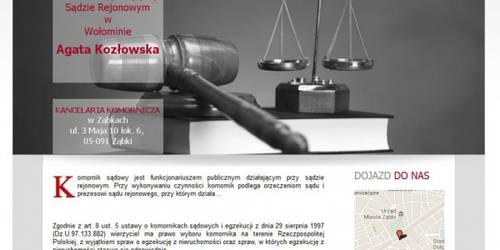 Bailiff website