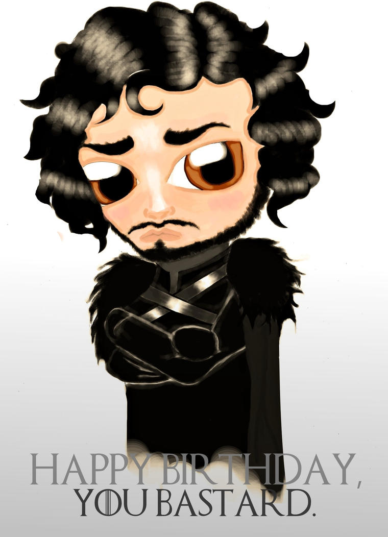 Game of thrones birthday card by Theyllnevergetme on DeviantArt