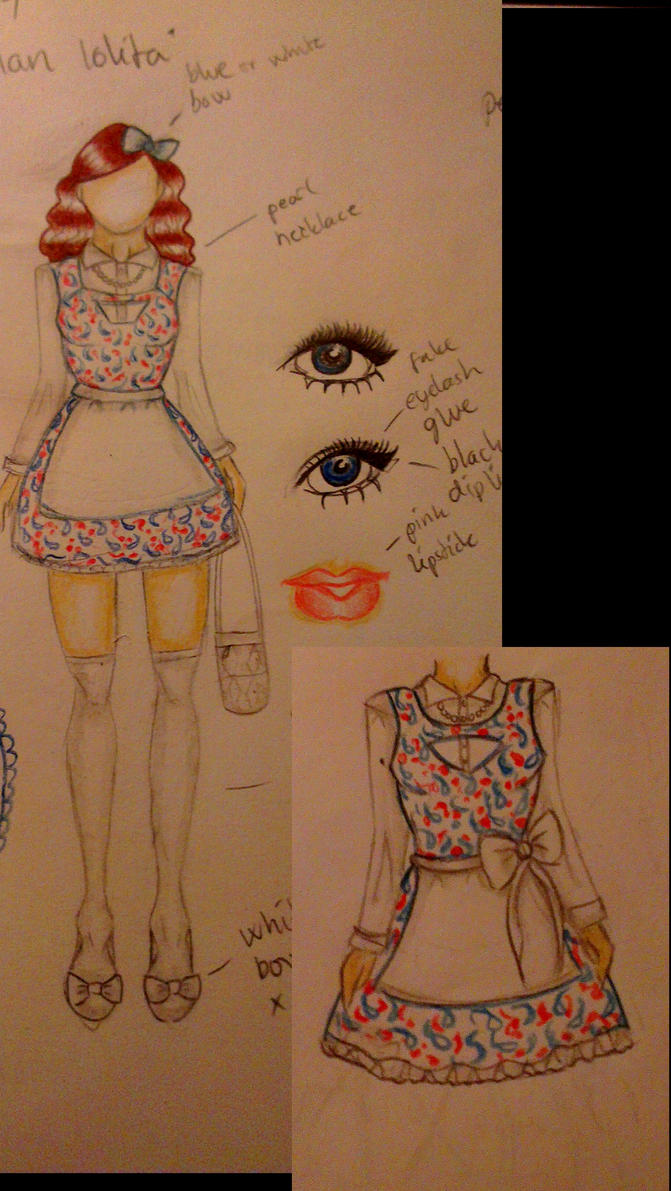 Lolita concept by Theyllnevergetme