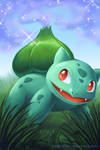 Bulbasaur's Sleep Powder
