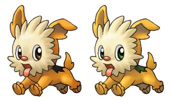 Lillipup by arkeis-pokemon
