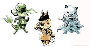 Metal Gear Pokemon