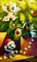 Christmas in Unova