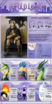 SIXFOLD LEAGUE - Terry the Tramp by arkeis-pokemon