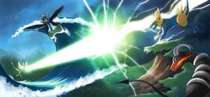 Power Pair Tag Battle