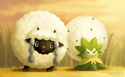 Full of Fluff by arkeis-pokemon