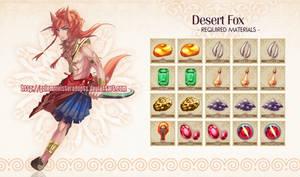 [Closed] Golem 008: Desert Fox