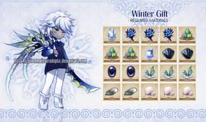 [Closed] Golem 010: WinterGift