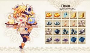 [Closed] Golem 028: Citron