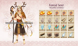 [Closed] Golem 030: Forest Seer