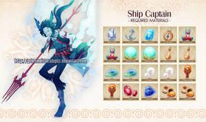 [Closed] Golem 038: Ship Captain