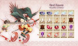[Closed] Golem 042: Red Raven