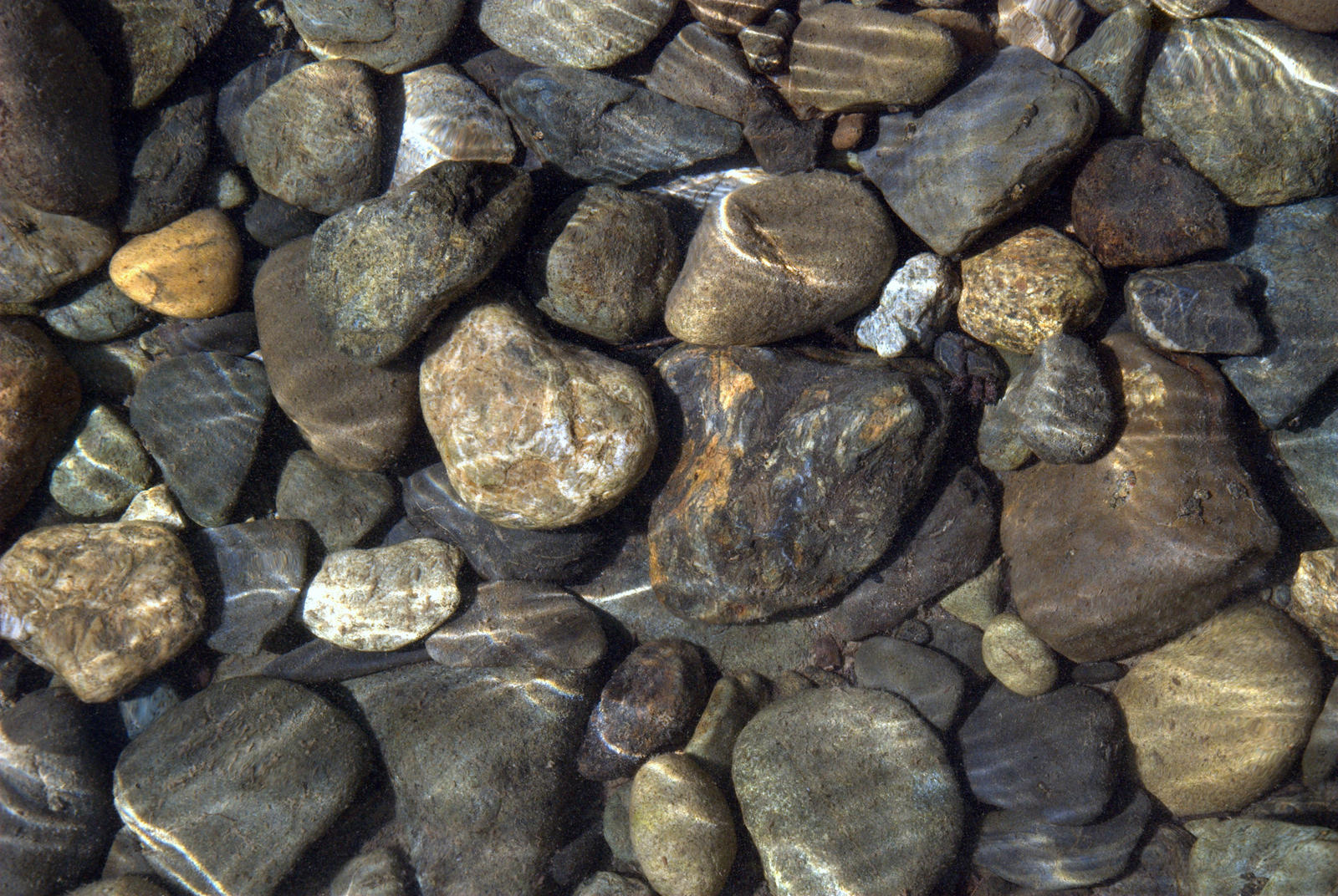 Refracting river rocks by krestu on deviantart for What to do with river rock