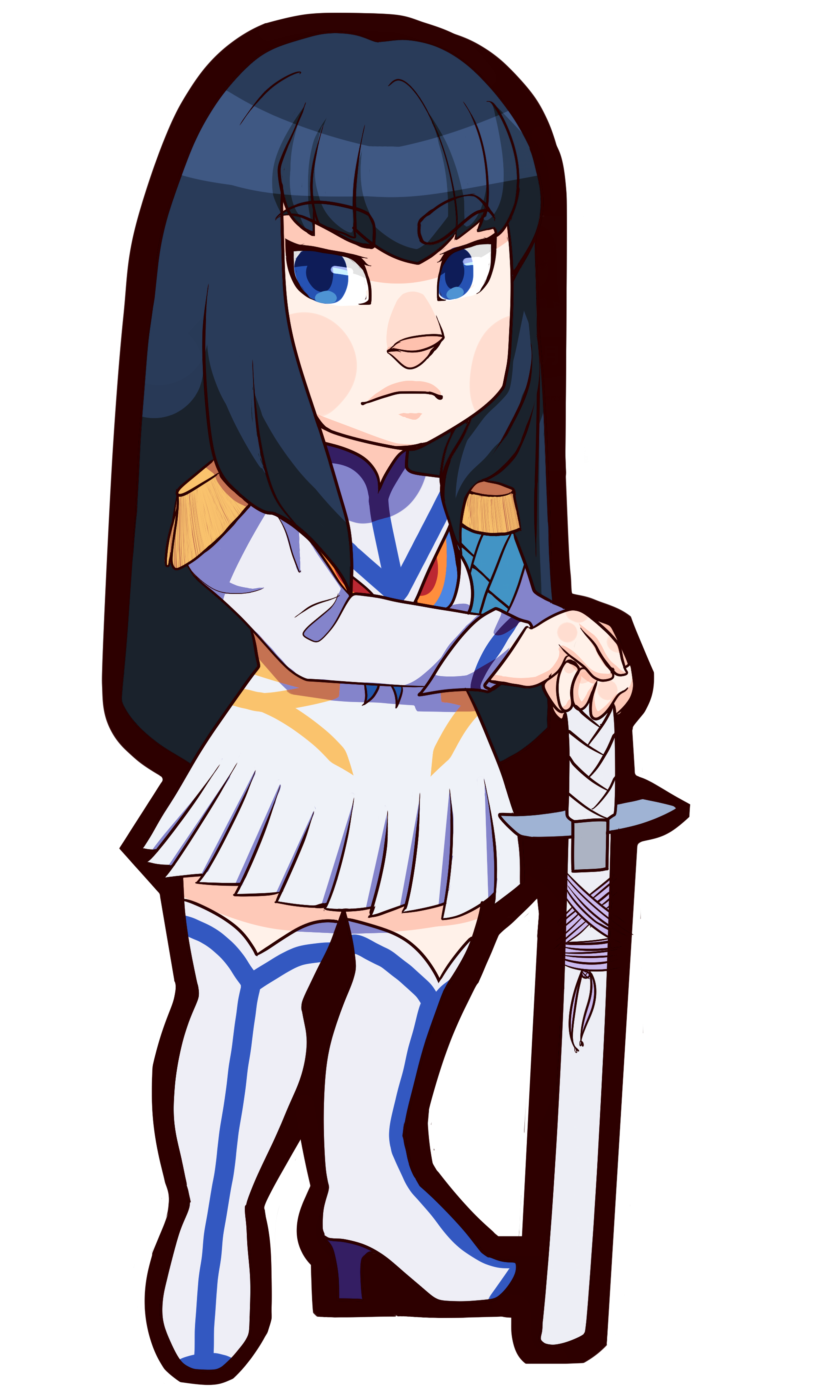 Satsuki.png by suchadollophead