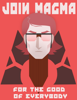 JOIN TEAM MAGMA