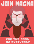 JOIN TEAM MAGMA by suchadollophead