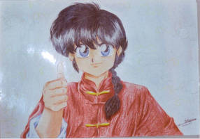 Ranma good by ranmaonehalf