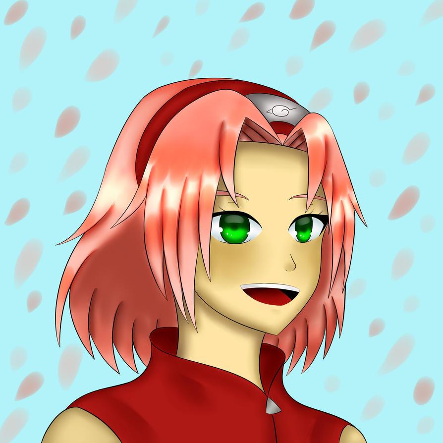Sakura Haruno by jt-designs-123