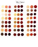 Skin Tones Palette by jt-designs-123