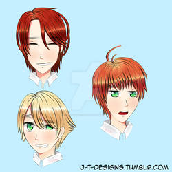 Aph Scotland, Northern Ireland, and Wales by jt-designs-123