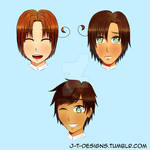 Aph Italy, Romano, and Spain by jt-designs-123