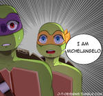 I am Michelangelo by jt-designs-123
