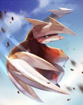 Excadrill used Metal Claw!