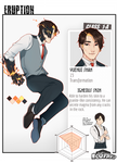 [bnha-pro] Yuehui the volcano boy