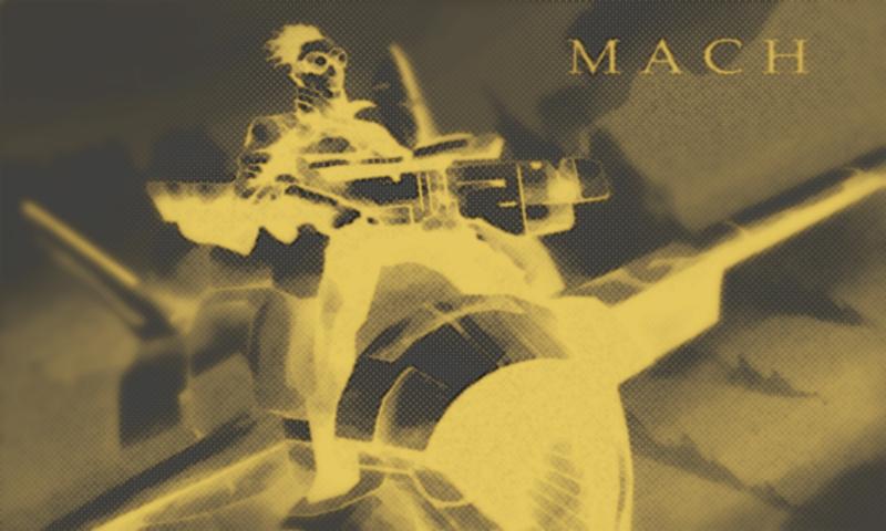 Mach Rider by petridish