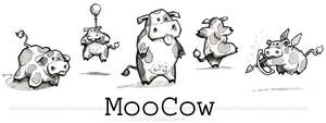 Moo Cows by petridish