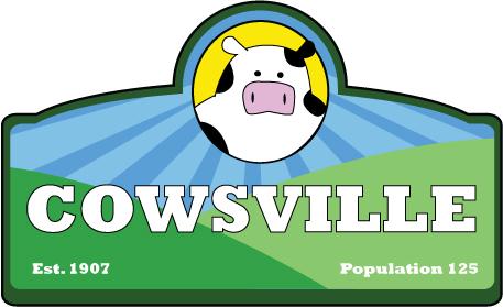 Cowsville by petridish