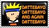 Stamp Dattebayo by Otogakure-Akatsuki
