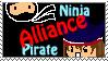 Ninja Pirate Alliance Stamp by Otogakure-Akatsuki