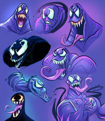 Venom by Javi-80