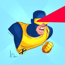 Cyclops by Javi-80