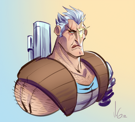 Cable! by Javi-80