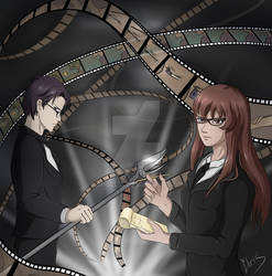 Shinigami by korollia