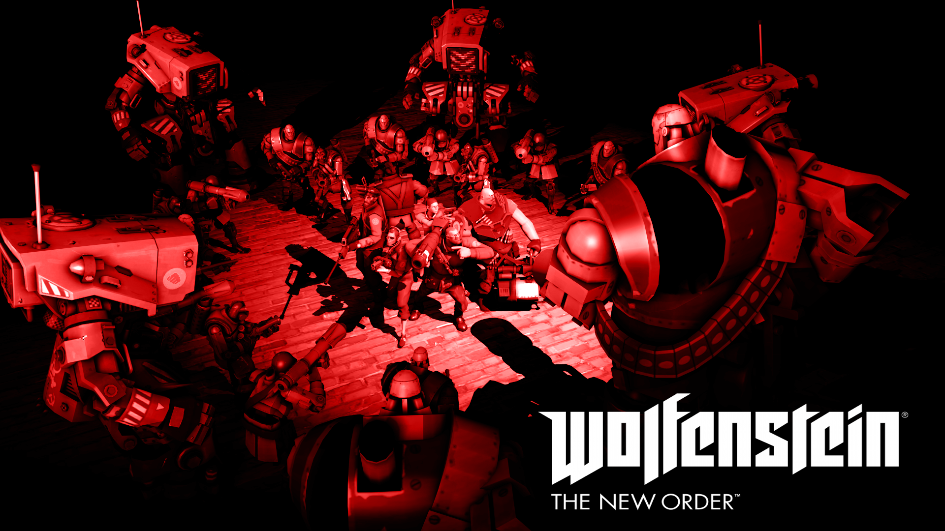 Wolfenstein The New Order By Dimitri9511 On Deviantart