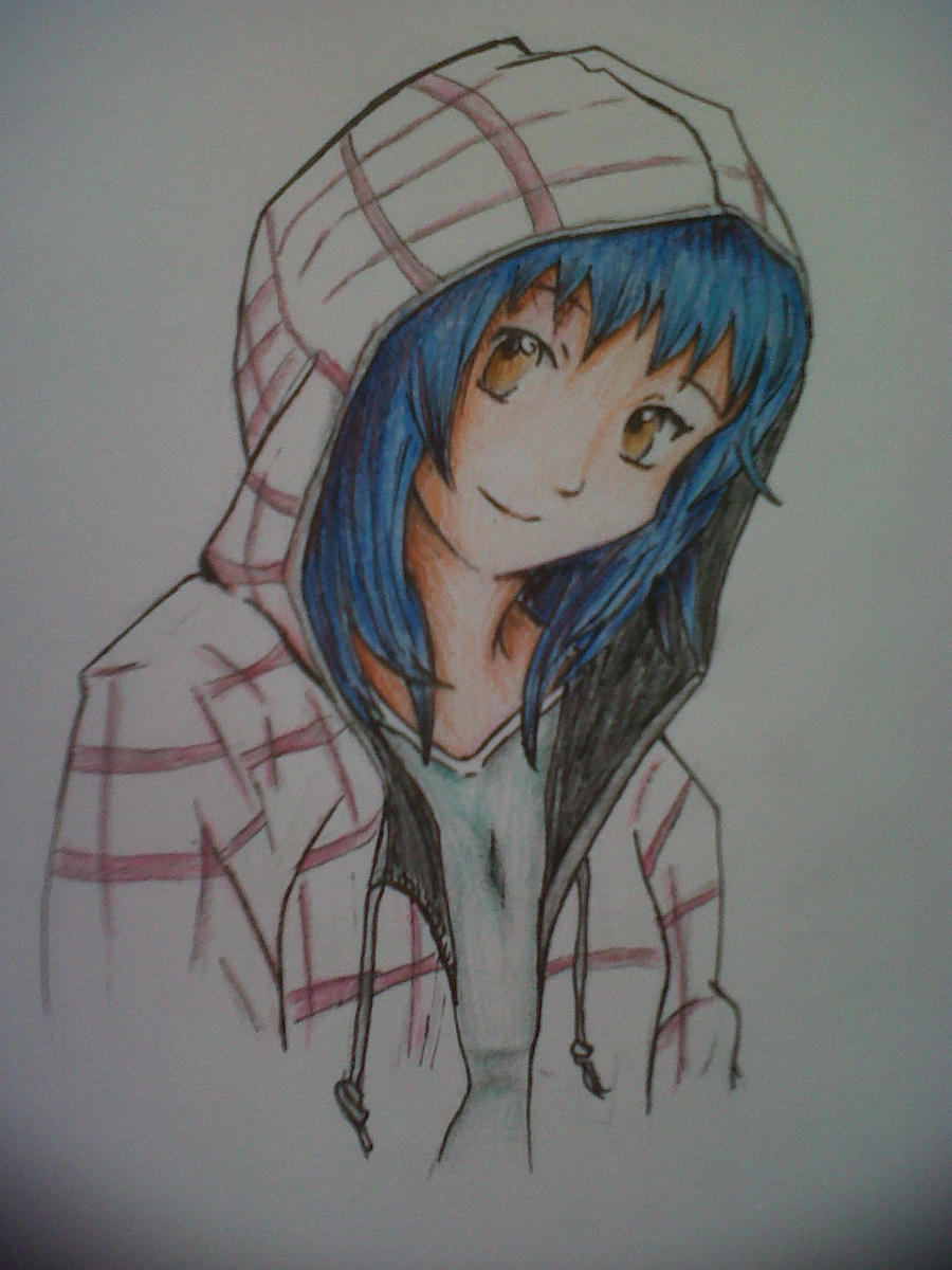 Learned How To Draw Hoodies.. By Jokelily On DeviantArt