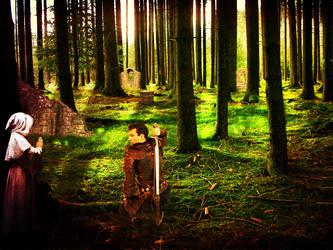 Forbidden Ruins by Gothguy720