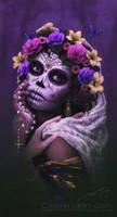 Dia De Los Muertos by Cellesria