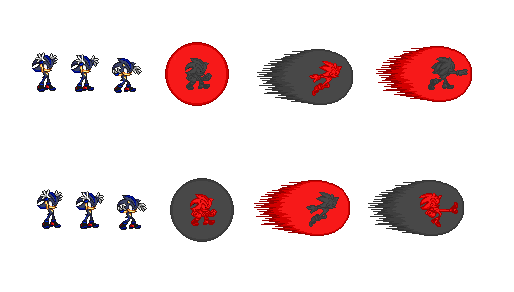 Requested sprites of Sonow by Drakeflame13