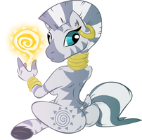 Zecora's Magic by megadrivesonic