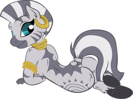 More Zecora by megadrivesonic
