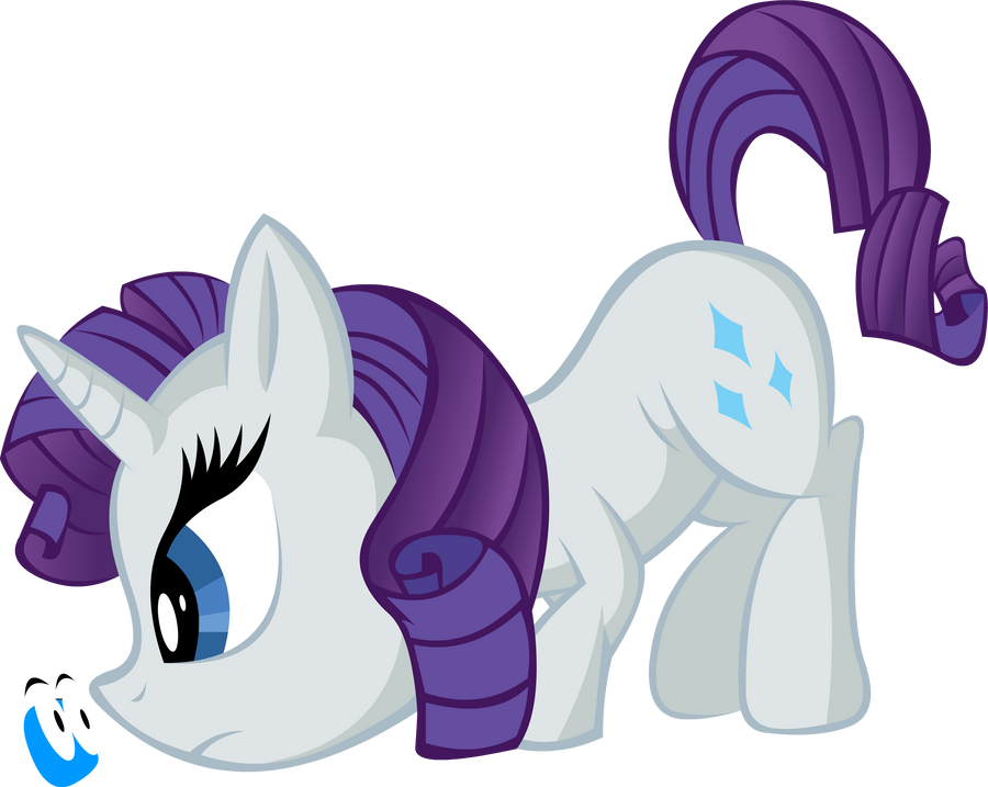 rarity vector by megadrivesonic