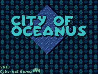 City of Oceanus Jam Demo by megadrivesonic