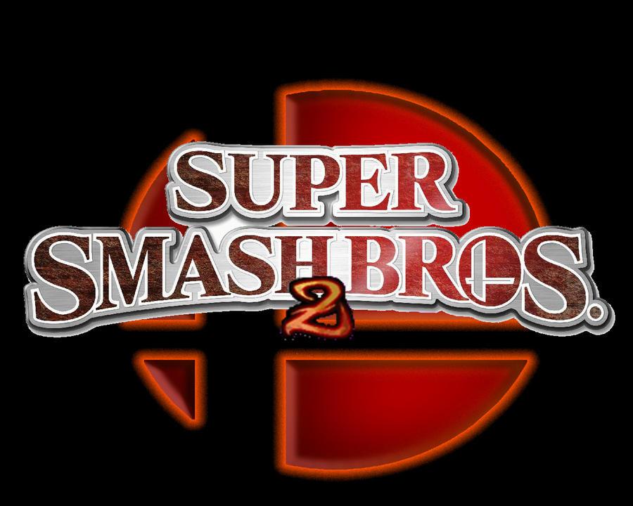 My Super Smash Bros. 2 Logo by SuperSmashBrosGmod on ...