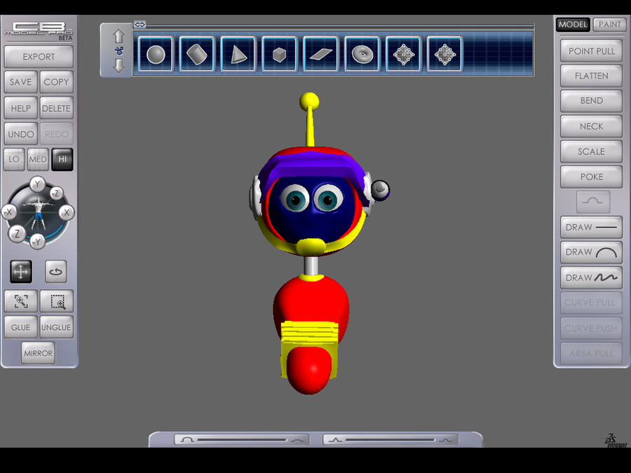From N64 to Wii - Models WIP - Developers - Facepunch Forum
